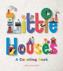 Little Houses : A Counting Book, Hardback Book