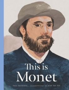 This is Monet, Hardback Book