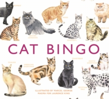Cat Bingo, Multiple copy pack Book