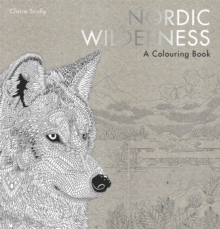 Nordic Wilderness: A Colouring Book, Paperback Book