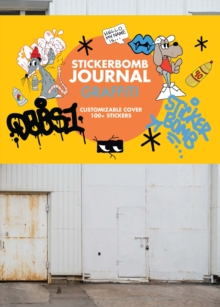 Stickerbomb Journal : Graffiti, Paperback / softback Book