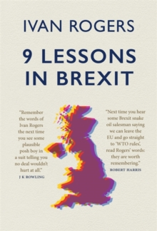 9 Lessons in Brexit, Paperback / softback Book