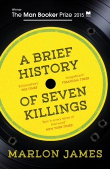 A Brief History of Seven Killings, Paperback / softback Book