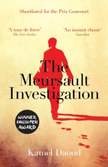 The Meursault Investigation, Paperback Book