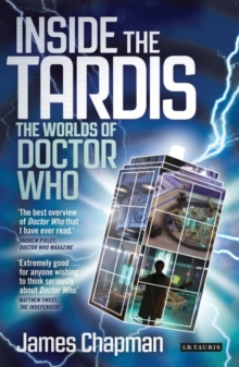 "Inside the Tardis : The Worlds of ""Doctor Who"", Paperback Book"