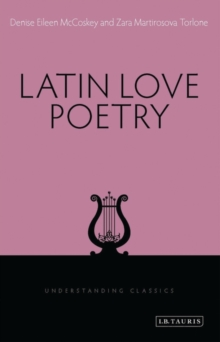 Latin Love Poetry, Paperback Book