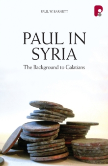 Paul in Syria: The Background to Galatians, EPUB eBook