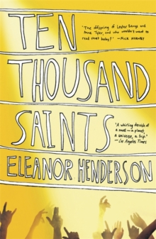 Ten Thousand Saints, Paperback Book
