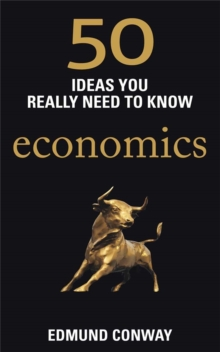 50 Economics Ideas You Really Need to Know, Paperback Book