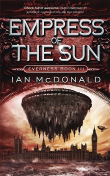 Empress of the Sun : Book 3 of the Everness Series, Paperback Book