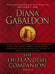 The Outlandish Companion Volume 2, Hardback Book
