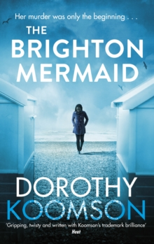 The Brighton Mermaid, Hardback Book