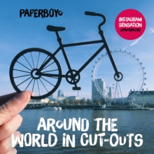 Around the World in Cut-Outs, Paperback Book