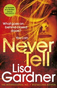 Never Tell, Hardback Book