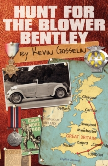 Hunt for the Blower Bentley, Paperback Book