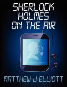 Sherlock Holmes on the Air, Paperback Book