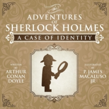 A Case of Identity - The Adventures of Sherlock Holmes Re-Imagined, Paperback / softback Book