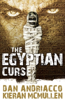 The Egyptian Curse, Paperback Book
