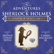 The Adventure of the Blue Carbuncle - The Adventures of Sherlock Holmes Re-Imagined, Paperback Book