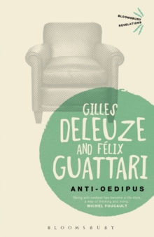 Anti-Oedipus, Paperback / softback Book