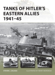 Tanks of Hitler s Eastern Allies 1941 45, EPUB eBook