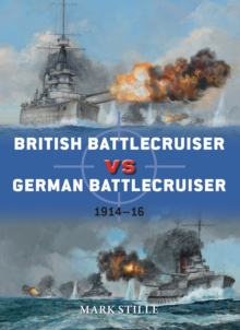 British Battlecruiser vs German Battlecruiser : 1914 16, EPUB eBook