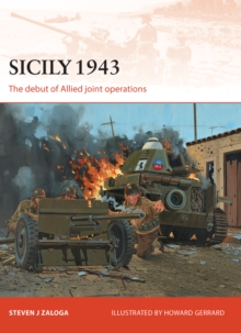 Sicily 1943 : The debut of Allied joint operations, EPUB eBook