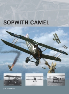 Sopwith Camel, Paperback Book