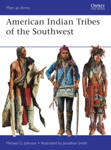 American Indian Tribes of the Southwest, Paperback / softback Book