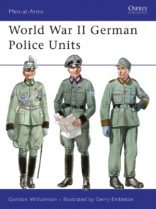 World War II German Police Units, EPUB eBook
