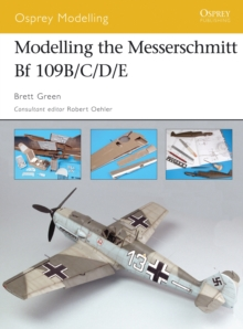 Modelling the Messerschmitt Bf 109B/C/D/E, PDF eBook