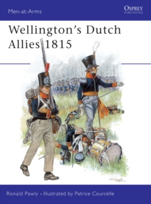 Wellington's Dutch Allies 1815, EPUB eBook