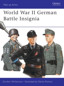 World War II German Battle Insignia, EPUB eBook