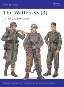 The Waffen-SS (3) : 11. to 23. Divisions, EPUB eBook