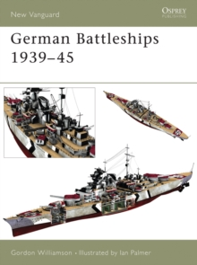 German Battleships 1939 45, EPUB eBook