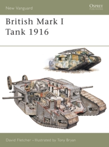 British Mark I Tank 1916, EPUB eBook
