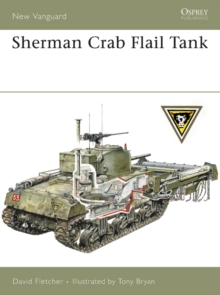 Sherman Crab Flail Tank, EPUB eBook