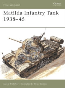 Matilda Infantry Tank 1938 45, EPUB eBook