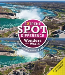 Extreme Spot-the-Difference: Wonders of the World, Mixed media product Book
