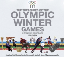 Treasures of the Olympic Winter Games, Hardback Book