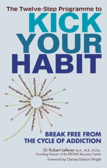 Twelve-Step Programme to Kick Your Habit : Break Free from the Cycle of Addiction, Paperback Book
