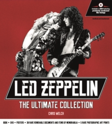 Led Zeppelin: The Ultimate Collection, Hardback Book