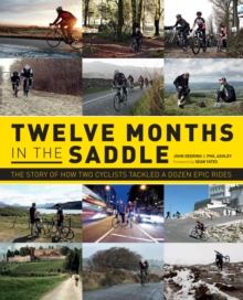 Twelve Months in the Saddle, Paperback / softback Book