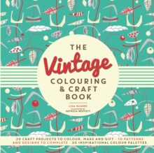 The Vintage Colouring & Craft Book, Paperback Book