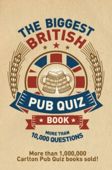 The Biggest British Pub Quiz Book, Paperback / softback Book