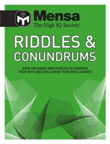 Mensa Riddles and Conundrums Pack, Paperback Book