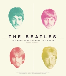 The Beatles : The Band That Changed The World, Hardback Book