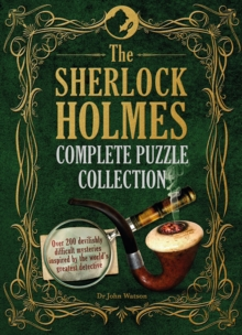 The Sherlock Holmes Complete Puzzle Collection, Hardback Book
