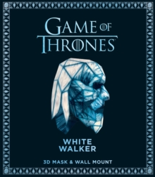 Game of Thrones Mask: White Walker, Mixed media product Book