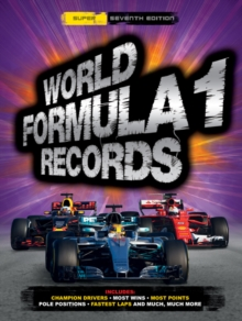 World Formula 1 Records, Hardback Book